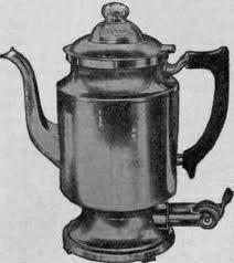 Coffee perculator